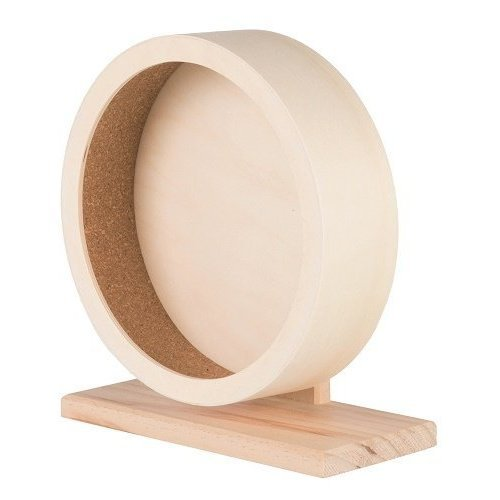 Trixie Wooden Wheel, 22cm - Wheel Exercise Mice -  wheel trixie wooden exercise mice