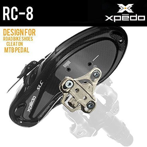 Wellgo Cycling Shimano SPD Shoes Adapter Cleats