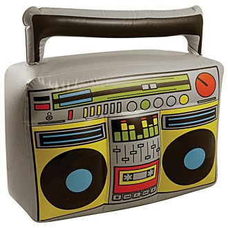 Bristol Novelty Inflatable Boom Box