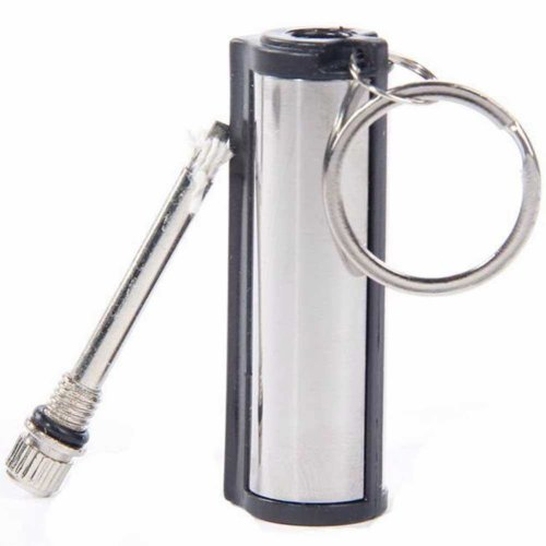 Match Box Lighter Keyring Portable Keyring Lighter