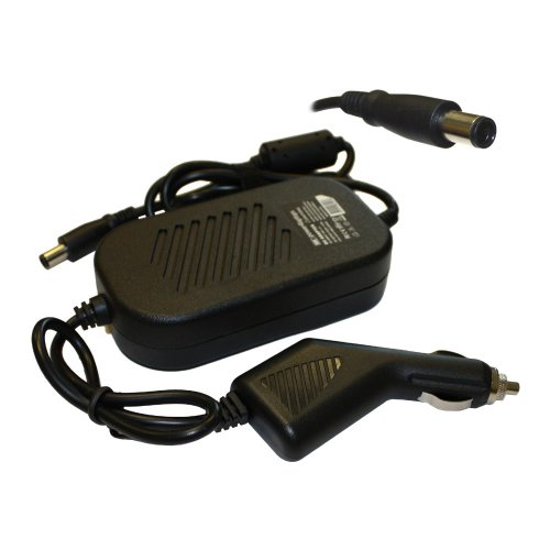 HP Envy 17-3010er Compatible Laptop Power DC Adapter Car Charger