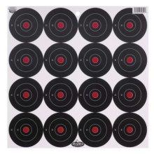 Birchwood Casey Dirty Bird Round Target (Pack of 12), 3-Inch