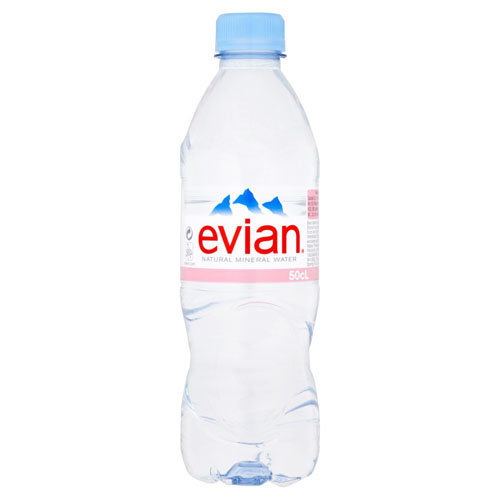 Evian  Mineral Water 500ml x 24