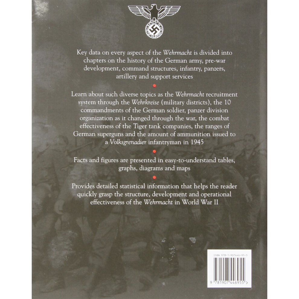The Wehrmacht: The Essential Facts and Figures for Hitlers Germany