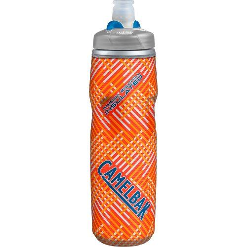 Camelbak Unisex's Podium Big Chill Isoliert Water Bottle, Poppy, 25 oz / 0.75L