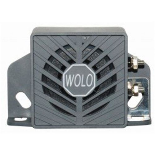 Wolo BA197WN Heavy Duty Backup Alarm