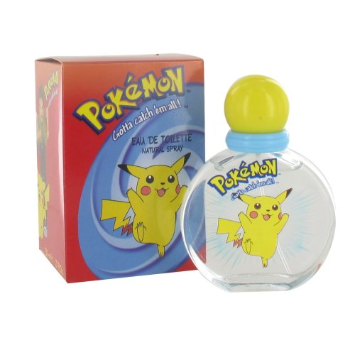 Pokemon 50ml Eau de Toilette Spray