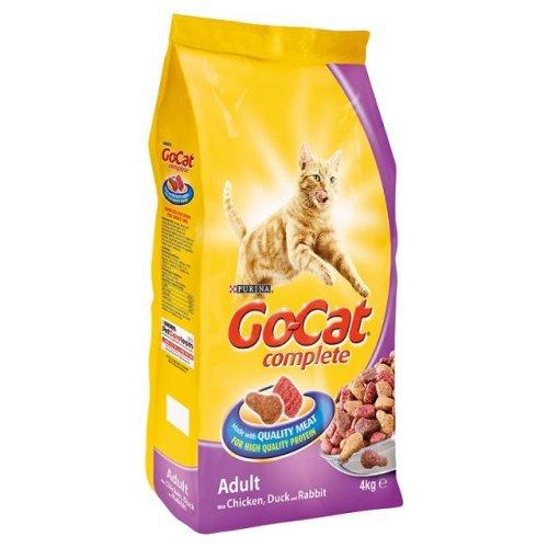 Go-cat Complete Adult Duck & Chicken 4kg