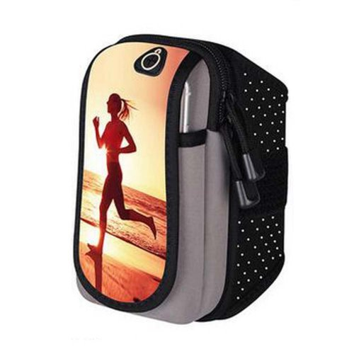 """Outdoor Sports Arm Package Key Holder Running Armbag For 4.8-5.8"""" Cell Phone"""