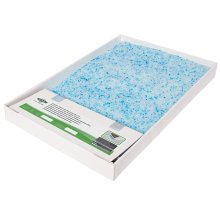 PetSafe ScoopFree Replacement Blue Crystal Litter Tray Box Refill, 99% Dust-Free