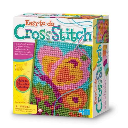 Easy To Do Cross Stitch