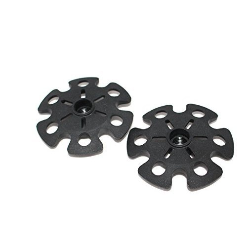 Pair Large Snow Baskets for Trekrite Hiking Poles