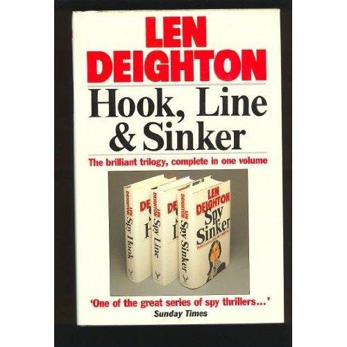 Hook, Line and Sinker (Trilogy: Spy Hook, Spy Line, Spy Sinker)