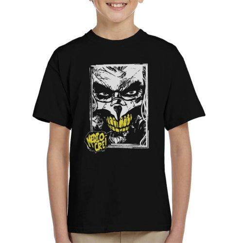 Mediocre Mad Max Fury Road Kid's T-Shirt