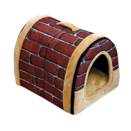 Lovely Dog&Cat Bed/Soft and Warm Pet House Sofa, 35*28*28cm/NO.8