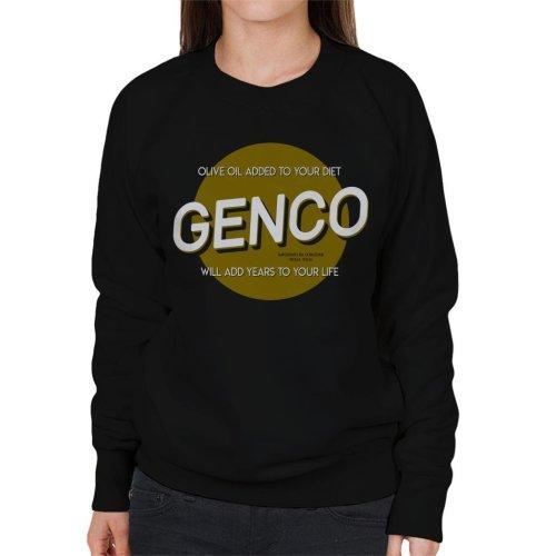 Genco Olive Oil Years The Godfather Women's Sweatshirt