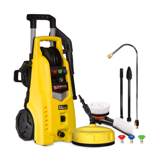 Wilks USA RX525 High Powered Pressure Washer | Electric Pressure Washer