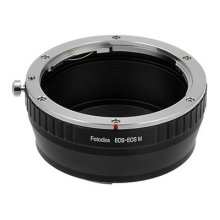 Fotodiox Lens Mount Adapter, for Canon EOS EF, EF-s Lens to Canon EOS M Mirrorless Cameras