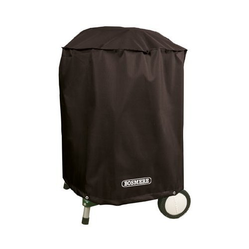 Bosmere D700 STORM BLACK Kettle BBQ Cover