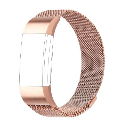 For Fitbit Charge 2 Strap Bands Replacement  Large Rose Gold