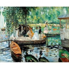 Wooden Jigsaw Puzzle - Renoir Auguste