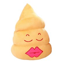 Plush Toy Unique Poop Shaped Pillow Toys Good Gifts for Kids,17.7''