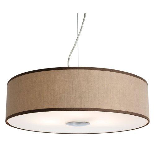 Firstlight Madison - 3 Light Ceiling Pendant Taupe - 4886TA