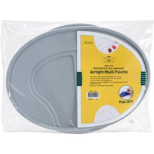 """Mijello Peel-Off Multi-Purpose Palette-14.2""""X10.2""""X1.2"""""""