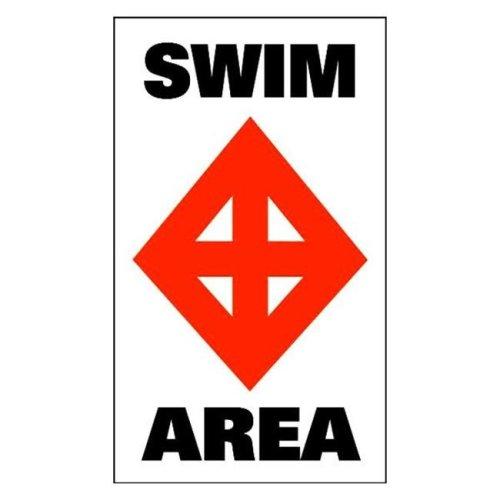 Taylor 3005.0705 Swim Area Buoy Labels