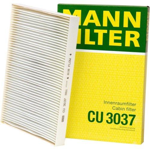 Mann Filter CU3037 Hummel  Cabin Air Filter