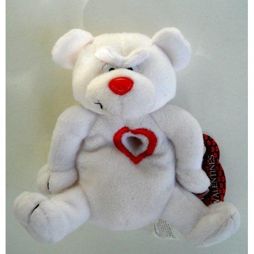 IDEA FACTORY Meanies Valentines Heartless Bear
