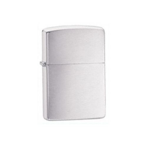Classic Brushed Chrome Zippo Lighter