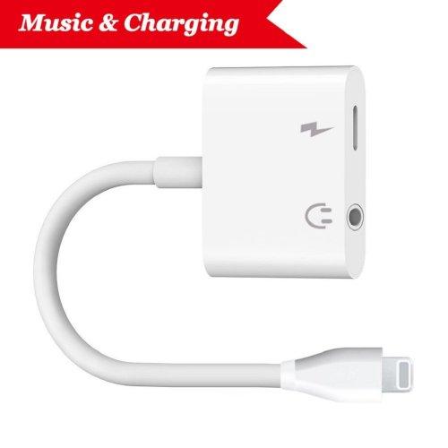 Lightning to 3.5mm Headphone Jack Adapter