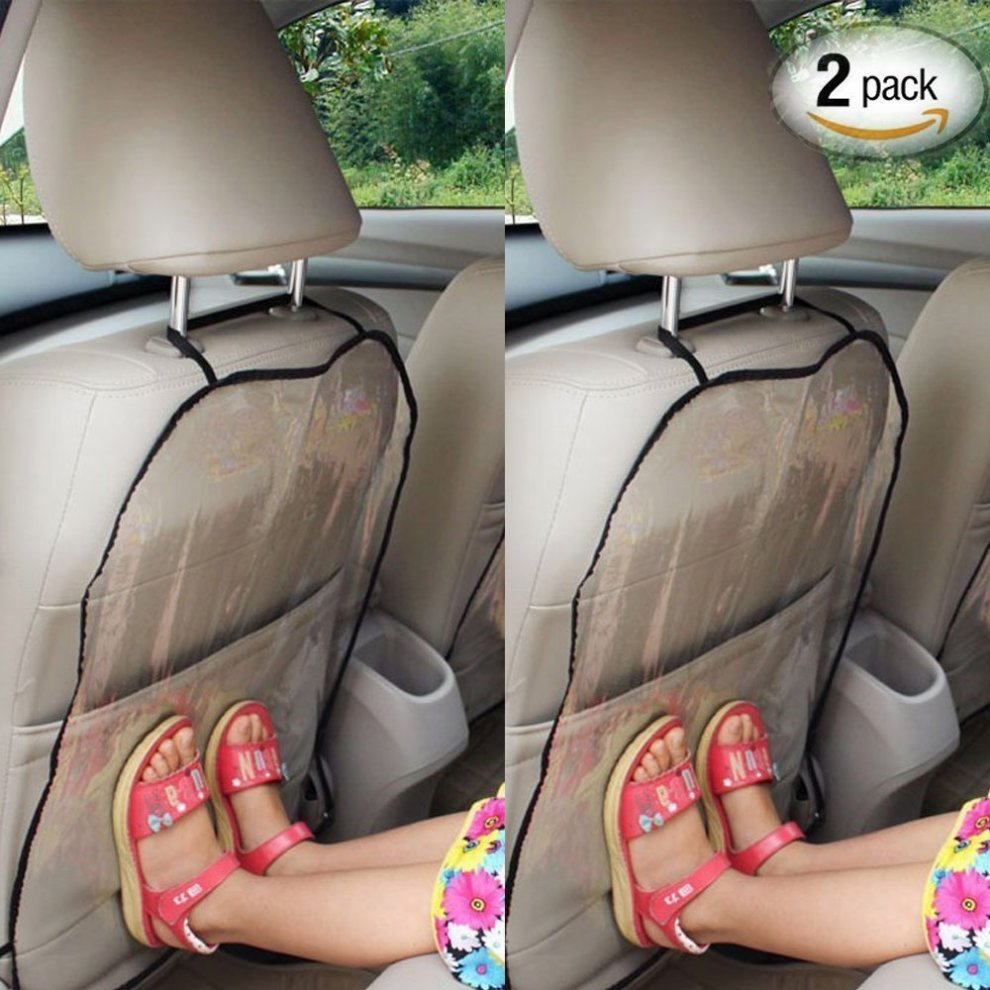Incredible Wady Protective Car Seat Cover For Children To Keep Car Clean Protective And Dust Resistant Rear Seat Kick Mat 44A X 57Cm 2 X Parts Caraccident5 Cool Chair Designs And Ideas Caraccident5Info