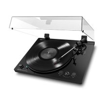 ION Audio Pro100BT Bluetooth Enabled Record Player with Two Selectable Turntable Speeds - 33 1/3 and 45 RPM