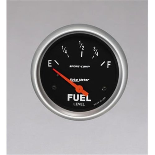 AUTO METER 3514 Sport Comp Fuel Level 2.62 In.