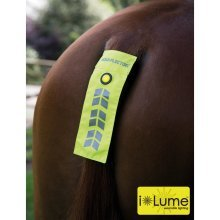 Shires EQUI-FLECTOR Flashing Tail Strap