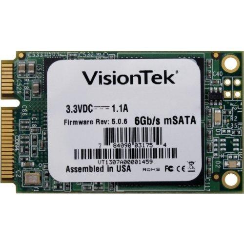 VisionTek 240GB mSATA SATA III Internal Solid State Drive 900612