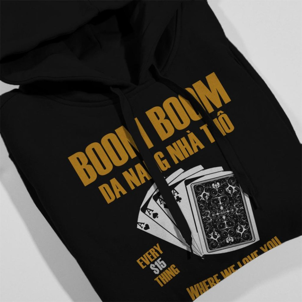 Full Metal Jacket Boom Boom Da Nang We Love You Long Time Kid's Hooded  Sweatshirt