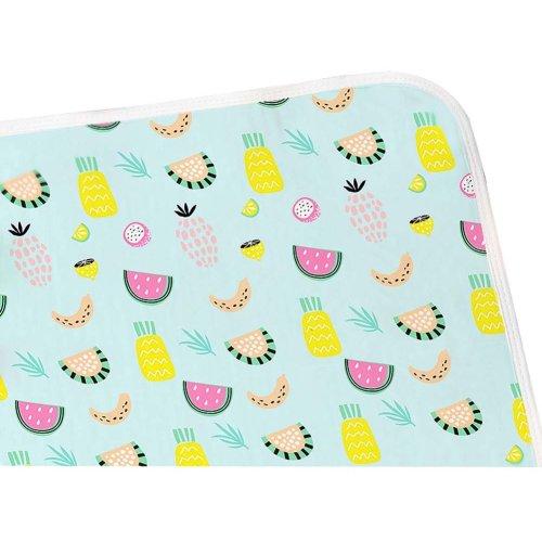 Cotton Washable Baby Diaper Changing Pad Diaper Pad 1 piece, 50x70cm, NO.001