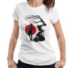 Nier Automata 2B Under The Sun Women's T-Shirt