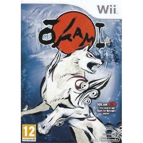 Okami Nintendo Wii Game