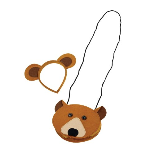 Bear Bag + Ear Set