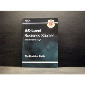 AS-Level Business Studies AQA Complete Revision Practice