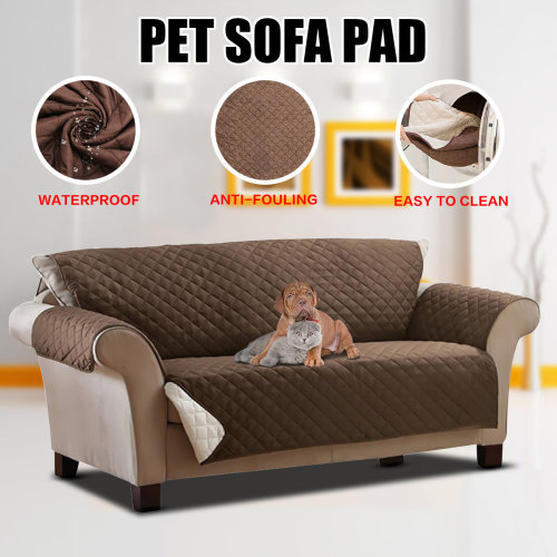 Pet Dog Couch Sofa Pad Furniture Antifouling Protector