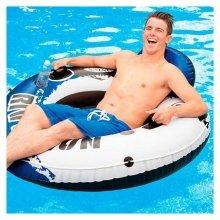 Intex 58825 River Run Inflatable Ride On Doughnut