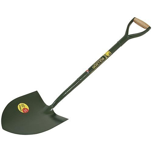 Bulldog 5RM2AM Contractors Round Mouth Shovel All Steel MYD
