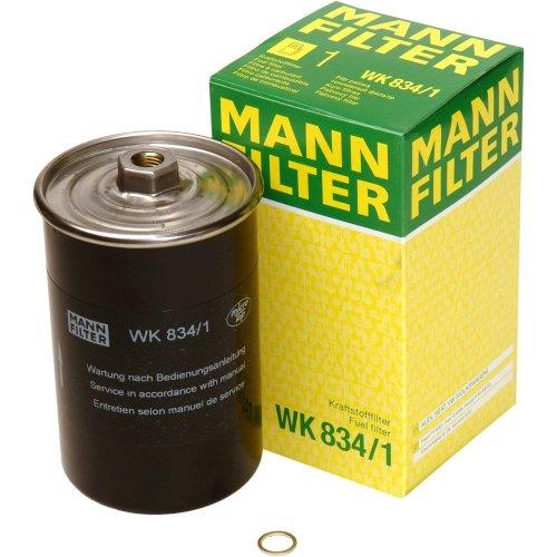 Mann Filter  WK 834/1 Fuel Injectors
