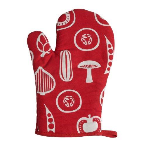 Cupcake Oven Glove Machine Washable Stylish /& Practical 100/% Cotton
