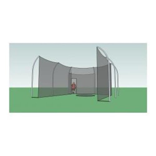 Gill GA80102 Barrier Net for 8010 Cage